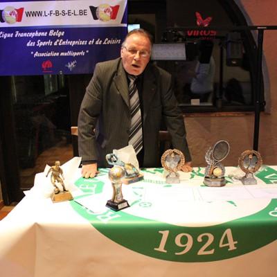 Remise des trophées 2010