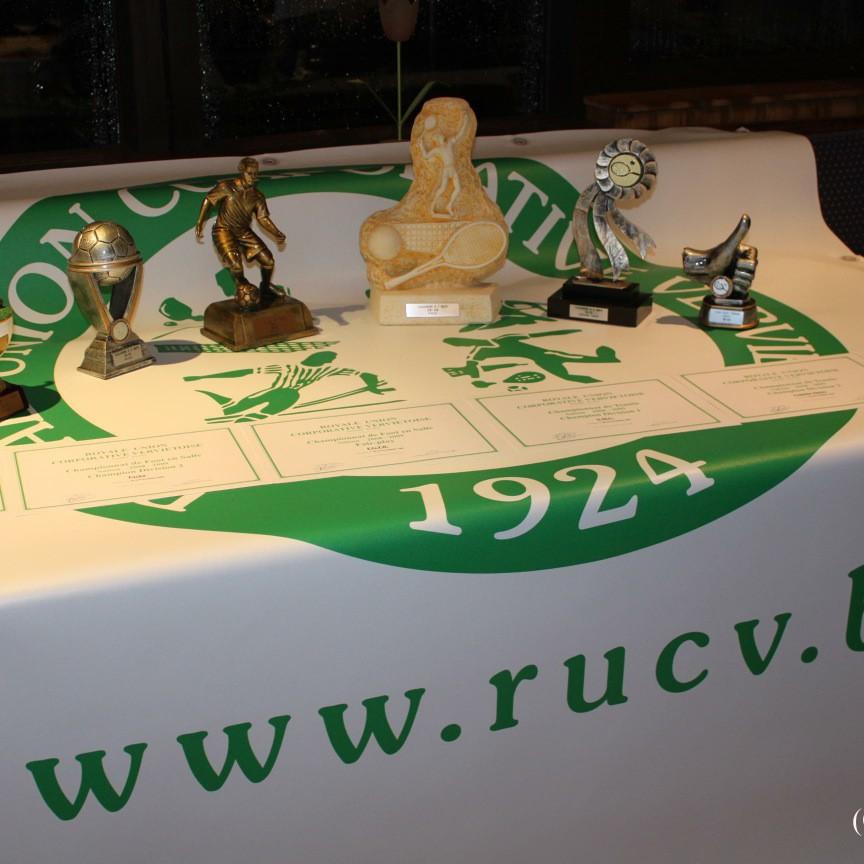 Remise des trophées 2009
