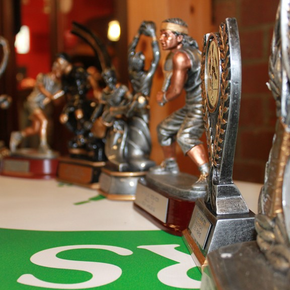 Remise des trophées 2011